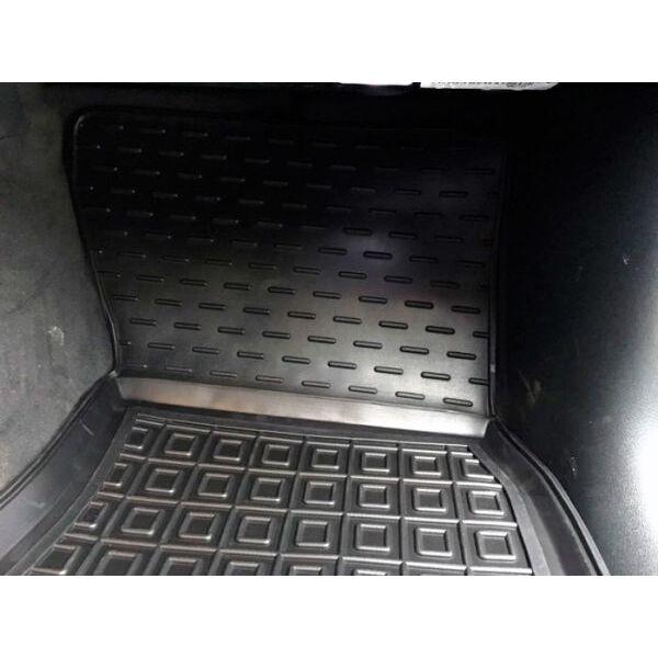 Передние коврики в автомобиль Audi Q5 2008- (Avto-Gumm)