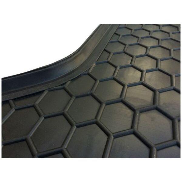 Автомобильный коврик в багажник Smart ForFour 453 2014- (Avto-Gumm)