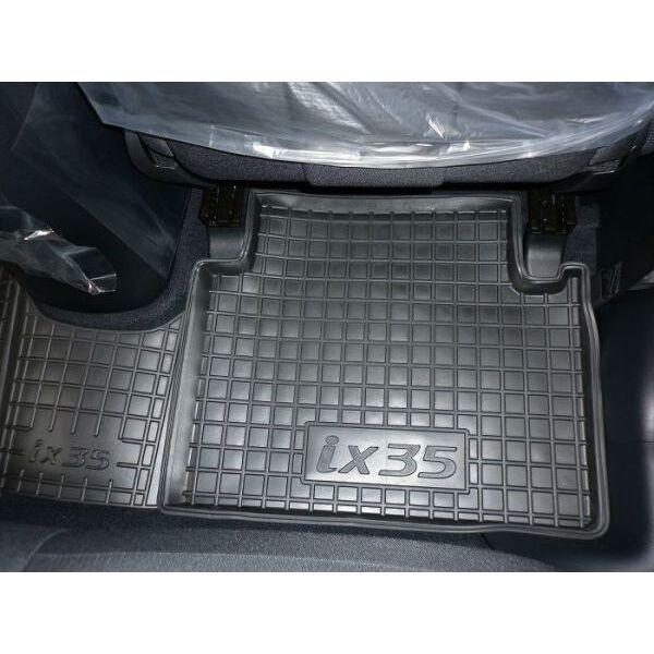 Автомобильные коврики в салон Hyundai ix35 2010- (Avto-Gumm)