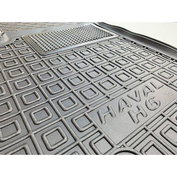 Автомобильные коврики в салон Great Wall Haval H6 2018- (Avto-Gumm)