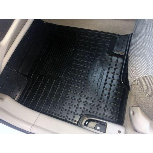 Водительский коврик в салон Hyundai Accent 2006-2010 (Avto-Gumm)
