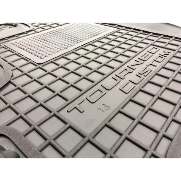Автомобильные коврики в салон Ford Custom 2012- (1+2) (Avto-Gumm)