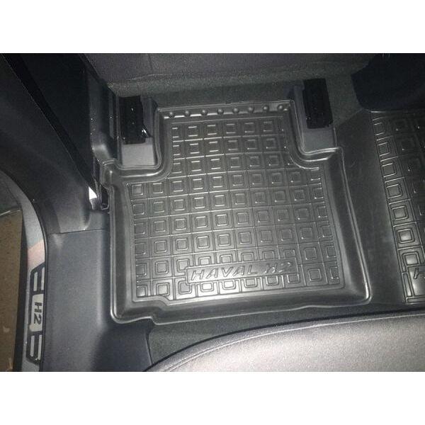 Автомобільні килимки в салон Haval H2 2014- (Avto-Gumm)