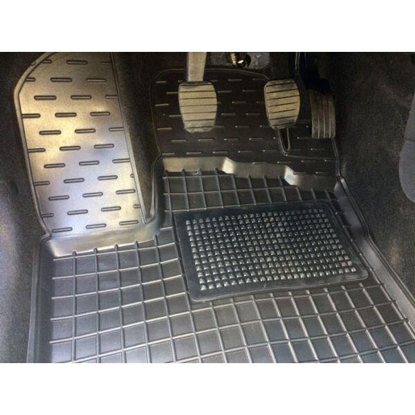 Автомобильные коврики в салон Рено Логан 2013- (Автогум)