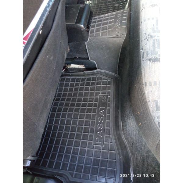 Автомобильные коврики в салон Volkswagen Passat B5 1996-2005 (Avto-Gumm)