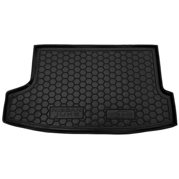 Автомобильный коврик в багажник Nissan Juke 2016- верхняя полка (Avto-Gumm)