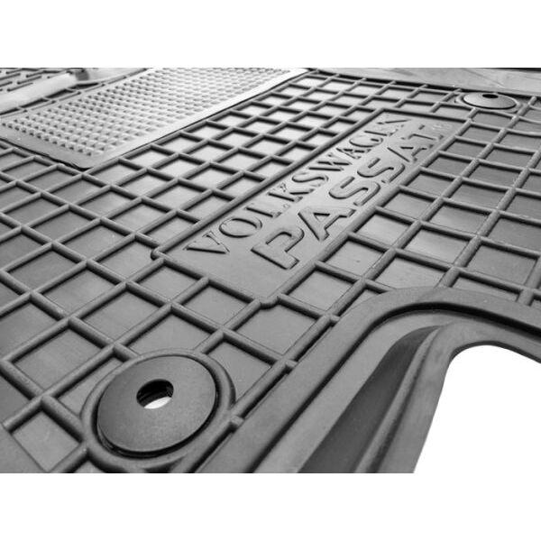Водительский коврик в салон Volkswagen Passat B8 2015- (Avto-Gumm)