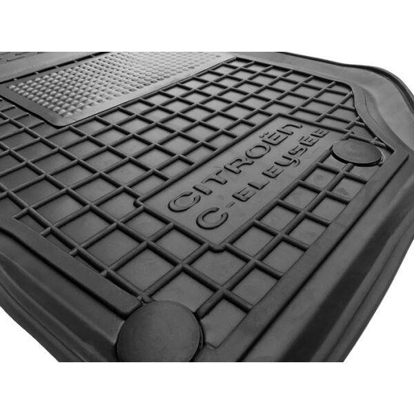 Водительский коврик в салон Citroen C-Elysee 2013- (Avto-Gumm)