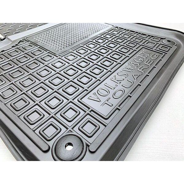 Водительский коврик в салон Volkswagen Touareg 2018- (Avto-Gumm)