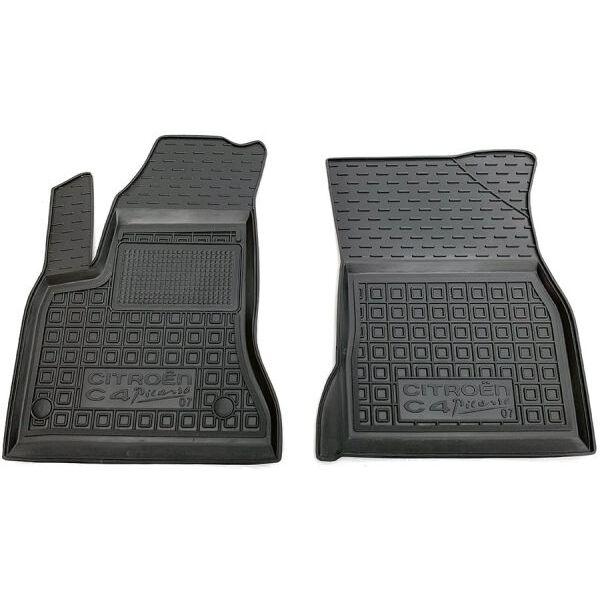 Передние коврики в автомобиль Citroen C4 Picasso 2007- (Avto-Gumm)