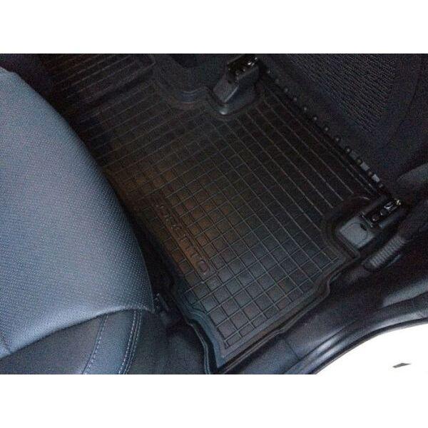 Автомобильные коврики в салон Kia Sorento 2015- (5 мест) (Avto-Gumm)