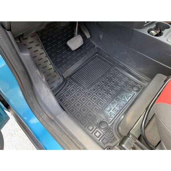 Автомобильные коврики в салон Opel Meriva A 2002-2009 (Avto-Gumm)