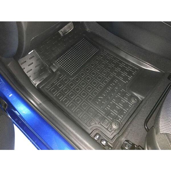 Автомобильные коврики в салон Hyundai Accent 2017- (Avto-Gumm)