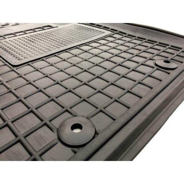 Водійський килимок в салон Kia Soul 2014- (Avto-Gumm)