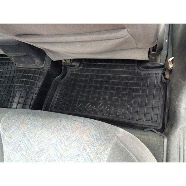 Автомобильные коврики в салон Daewoo Nubira 1997- (Avto-Gumm)