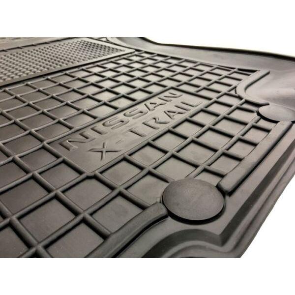 Водительский коврик в салон Nissan X-Trail (T32) 2014- (Avto-Gumm)
