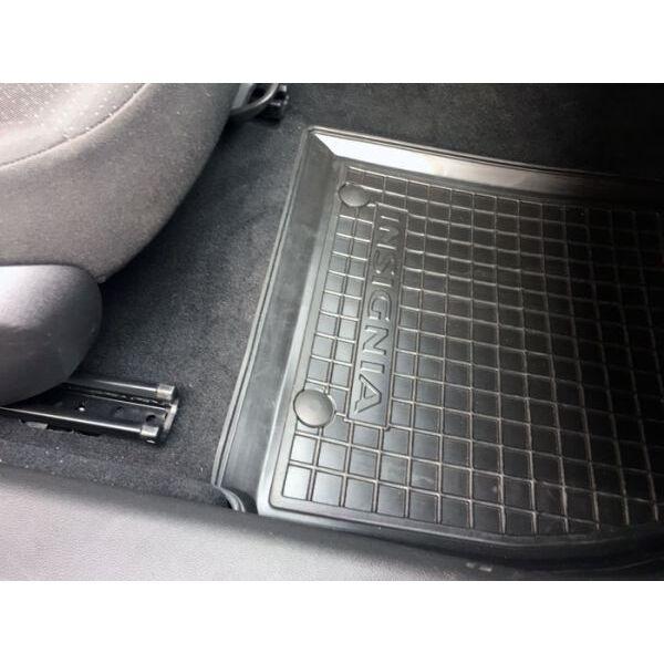 Автомобильные коврики в салон Opel Insignia 2009- (Avto-Gumm)