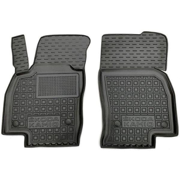 Передние коврики в автомобиль Skoda Kamiq 2020- (AVTO-Gumm)