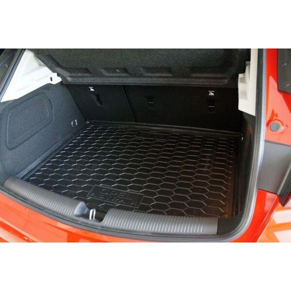 Автомобильный коврик в багажник Opel Astra K 2016- Хетчбек (Avto-Gumm)