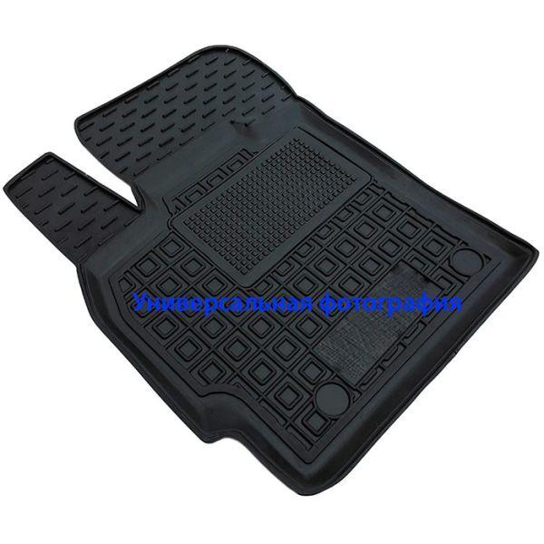 Водительский коврик в салон Infiniti QX56/QX80 2010- (Avto-Gumm)