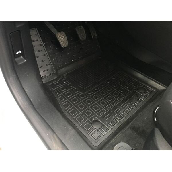 Передние коврики в автомобиль Ford Fiesta 2018- (Avto-Gumm)