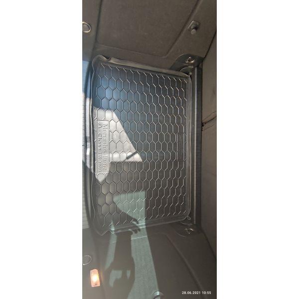 Автомобильный коврик в багажник Mercedes A (W169) 2005- (Avto-Gumm)