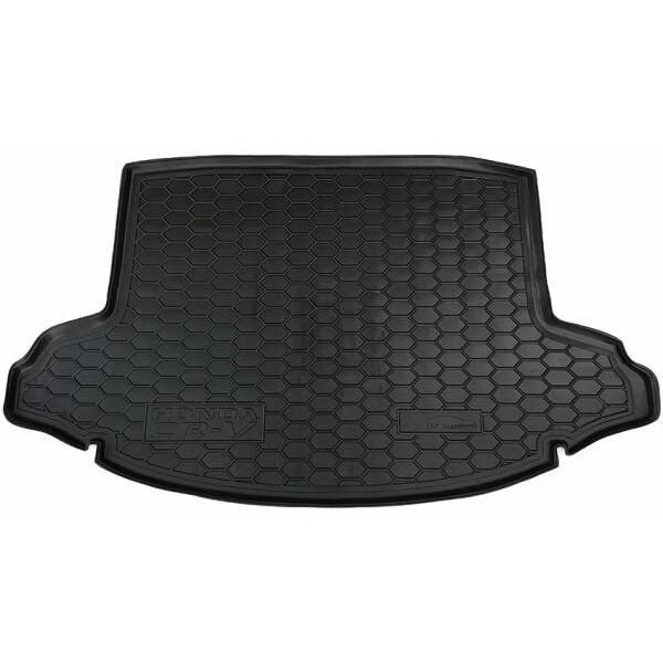 Автомобильный коврик в багажник Honda CR-V 2017- (Avto-Gumm)
