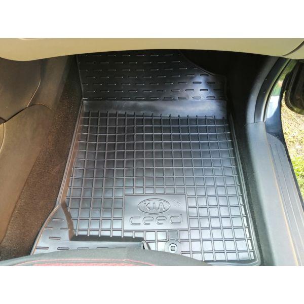 Автомобильные коврики в салон Kia Ceed 2006-2012 (Avto-Gumm)