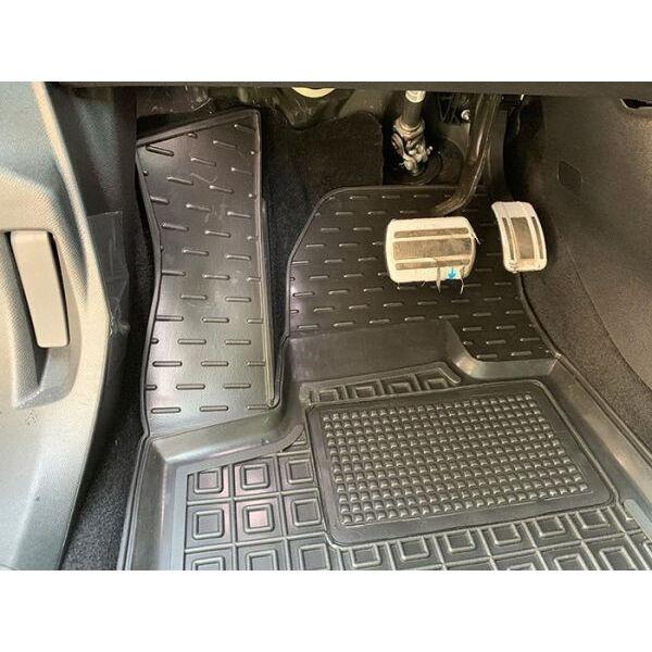 Водительский коврик в салон Peugeot 5008 2019- (Avto-Gumm)