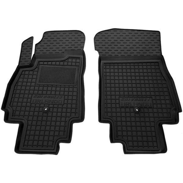 Передние коврики в автомобиль Chevrolet Orlando 2011- (Avto-Gumm)