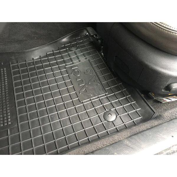 Автомобильные коврики в салон Audi A6 (C5) 1998-2005 (Avto-Gumm)