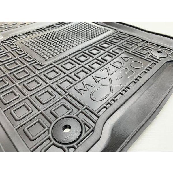 Автомобильные коврики в салон Mazda CX-30 2020- (Avto-Gumm)