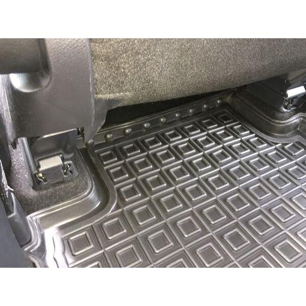 Автомобильные коврики в салон Toyota Corolla 2019- (Hybrid/ДВС) (Avto-Gumm)