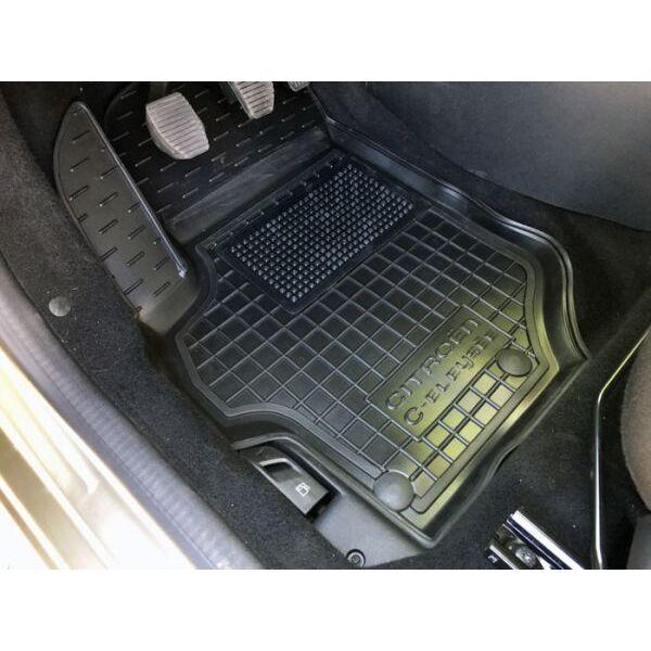 Передние коврики в автомобиль Citroen C-Elysee 2013- (Avto-Gumm)