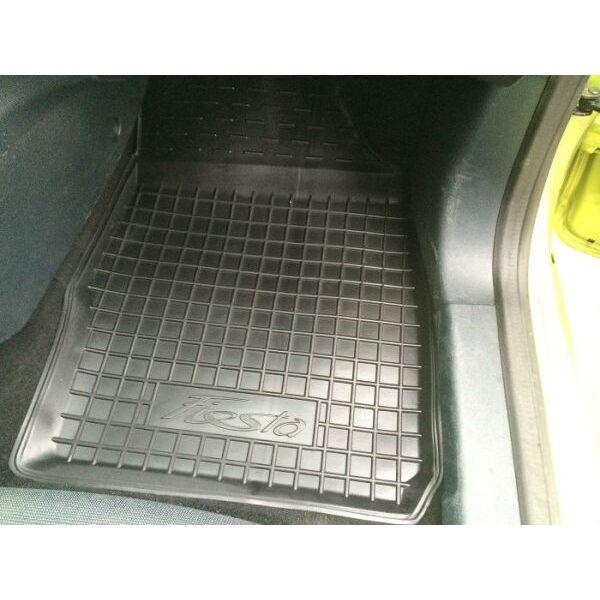 Автомобильные коврики в салон Ford Fiesta 2008- (Avto-Gumm)