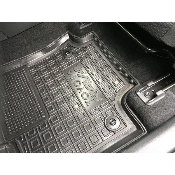 Автомобильные коврики в салон Toyota RAV4 2019- hybrid (Avto-Gumm)