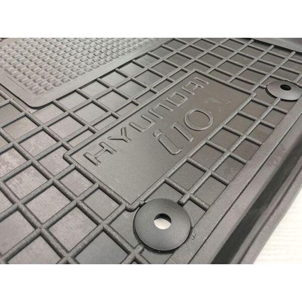 Водительский коврик в салон Hyundai i10 2014- (Avto-Gumm)