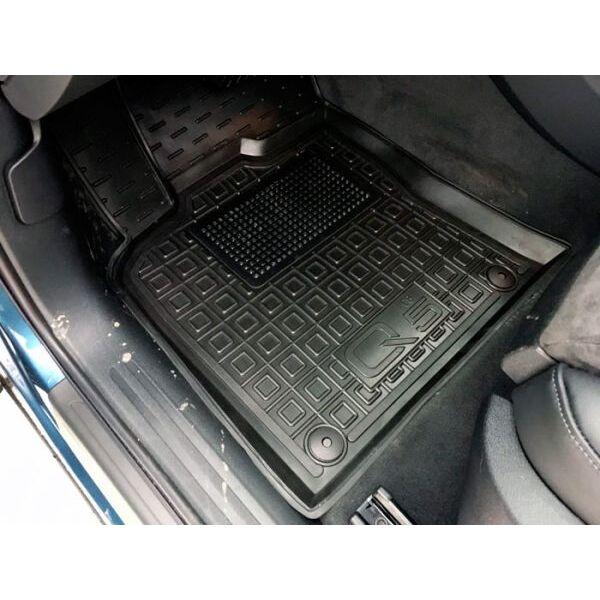 Водительский коврик в салон Audi Q5 2008- (Avto-Gumm)