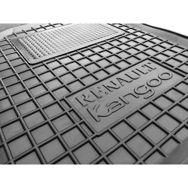 Водительский коврик в салон Renault Kangoo 1998- (Avto-Gumm)