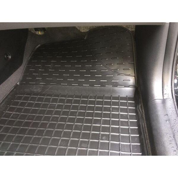 Передние коврики в автомобиль Hyundai Elantra 2011- (MD) (Avto-Gumm)