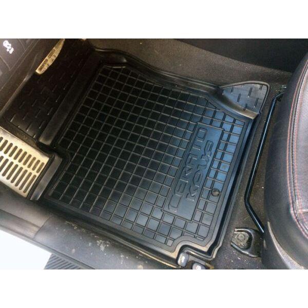 Передние коврики в автомобиль Kia Cerato Koup 2010- (Avto-Gumm)
