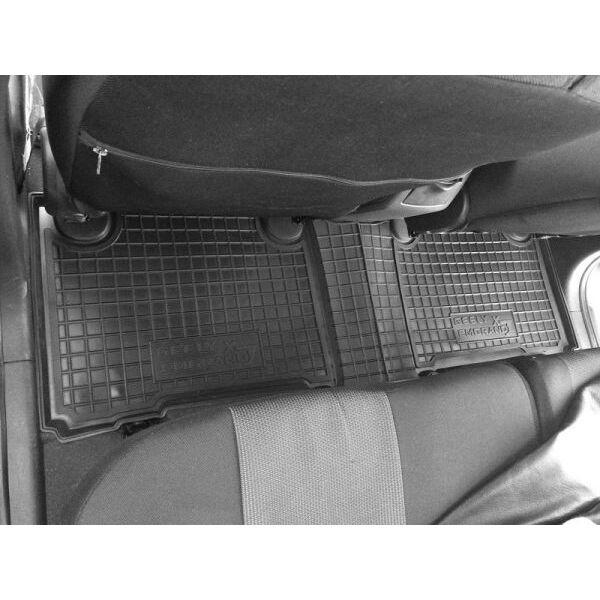 Автомобильные коврики в салон Geely Emgrand X7 2013- (Avto-Gumm)