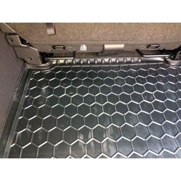 Автомобильный коврик в багажник Ford Tourneo Connect 2013- (короткая база) (Avto-Gumm)
