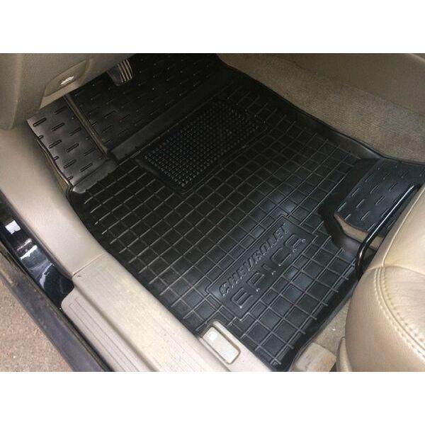 Автомобильные коврики в салон Chevrolet Epica/Evanda (Avto-Gumm)
