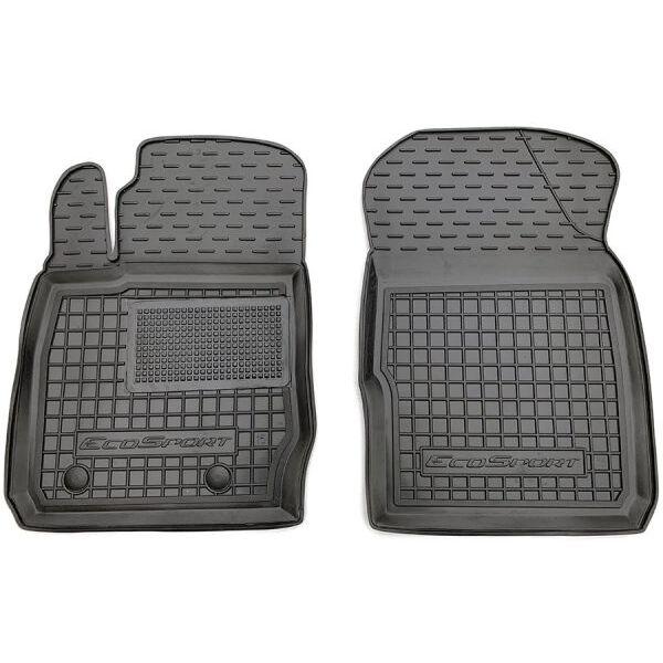 Передние коврики в автомобиль Ford EcoSport 2014- (Avto-Gumm)