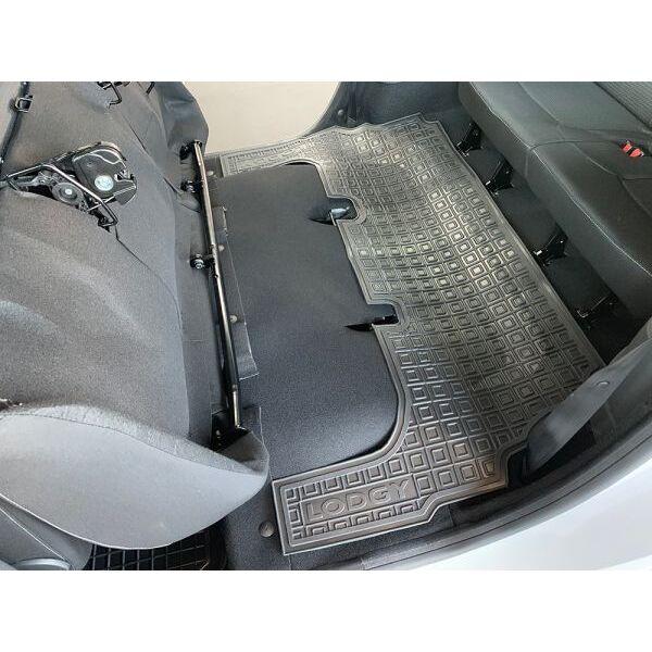 Автомобильные коврики в салон Renault Lodgy 2013- 3-й ряд (Avto-Gumm)