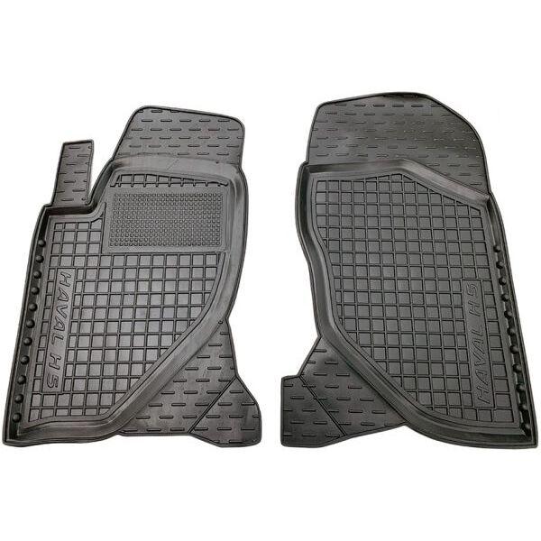 Передние коврики в автомобиль Great Wall Haval H3/H5 2011- (Avto-Gumm)