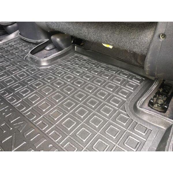 Автомобильные коврики в салон Renault Scenic 2 2002-2009 (Avto-Gumm)