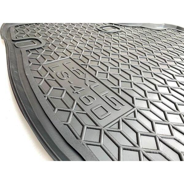 Автомобильный коврик в багажник Lexus LS 2007- стандартная база (Avto-Gumm)