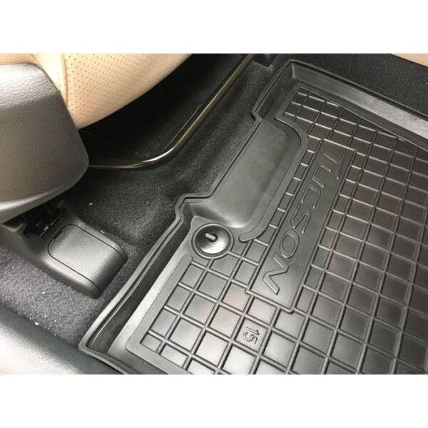 Передние коврики в автомобиль Hyundai Tucson 2016- (Avto-Gumm)